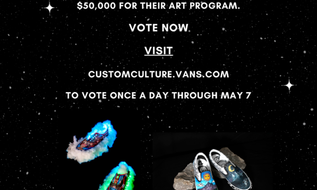Deming High School Students Need Votes for $50K Prize